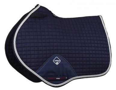 Le Mieux Close Contact Suede with Binding Navy/Silver
