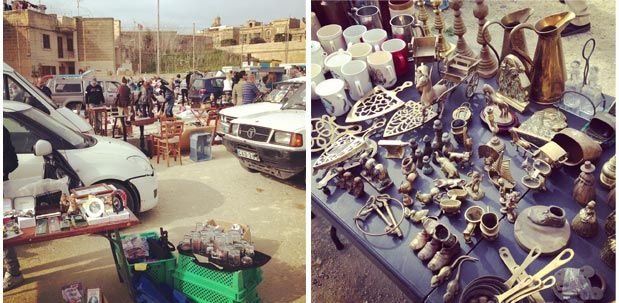 Sunday Flea Market in Birgu l Malta Direct will help you plan an incredible getaway