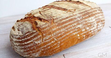 Domácí kmínový chleba z droždí
