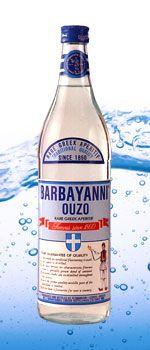 Ούζο Μπαρμπαγιανη.
