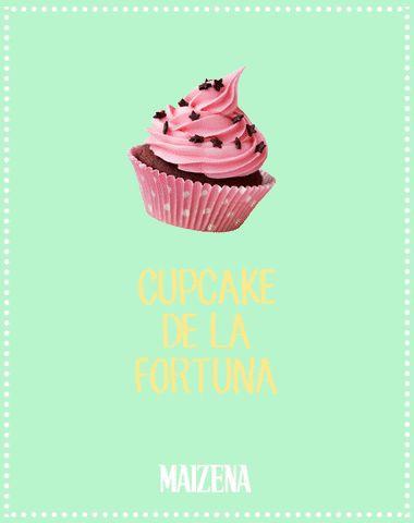 Vuelven los mejores recuerdos con este #CupcakeDeLaFortuna.