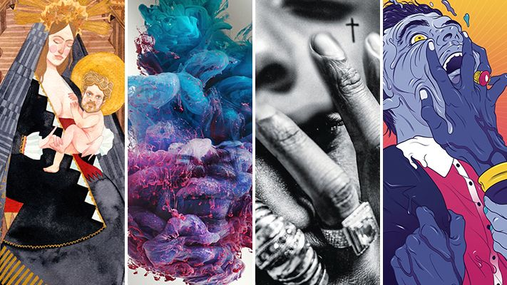 Our music critics list the best albums of 2015, including highly anticipated albums (Björk and A$AP Rocky) and unannounced surprises (Drake and Future)