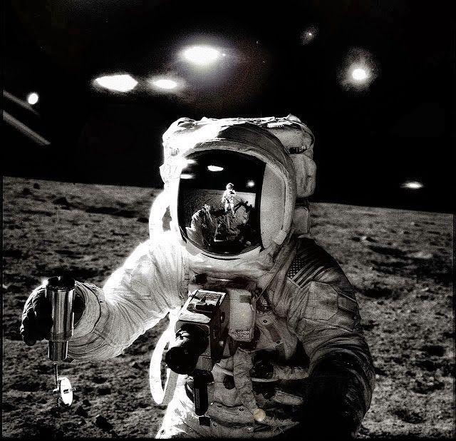 Φωτογραφίες από αρχαίο πολιτισμό στην Σελήνη δημοσίευσε πρώην στέλεχος της NASA | Simple Mind