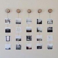 Galleria foto - Decorare le pareti con le Polaroid Foto 4