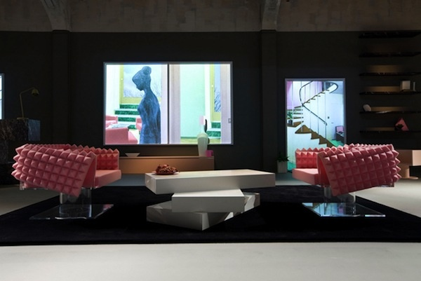 Milano Design Week 2013 - Fondazione Prada - IDEAL HOUSE - Celebrate the OMA collection for Knoll