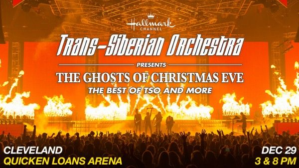 Trans-Siberian Orchestra - 12/29/2017 - Quicken Loans Arena, Cleveland, Oh.