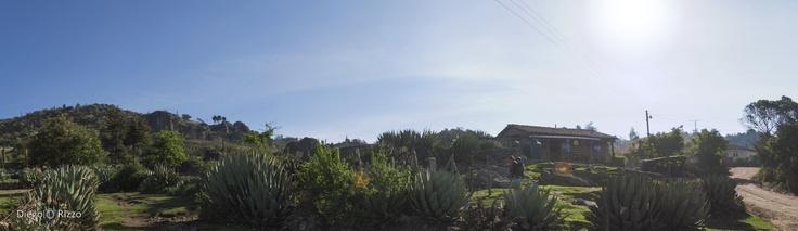 La foto del día: El paisaje de Agua Alegre en Chiantla Huehuetenango. Feliz viernes para todos y feliz fin de semana!