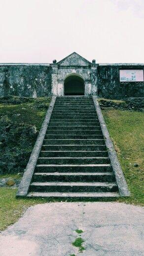 Benteng Duurstede, Saparua.