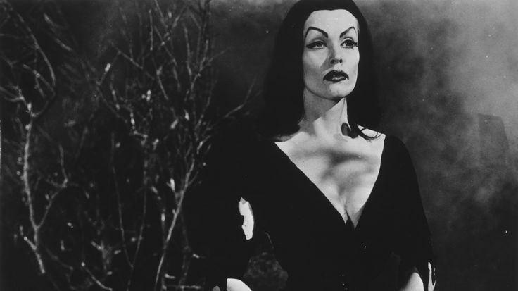 vampira plan 9 from outer space - Google Search
