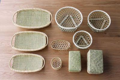 cotogotoブログ: 竹かご、竹ざる、竹の弁当箱など、風通しのよい竹製品揃っています!