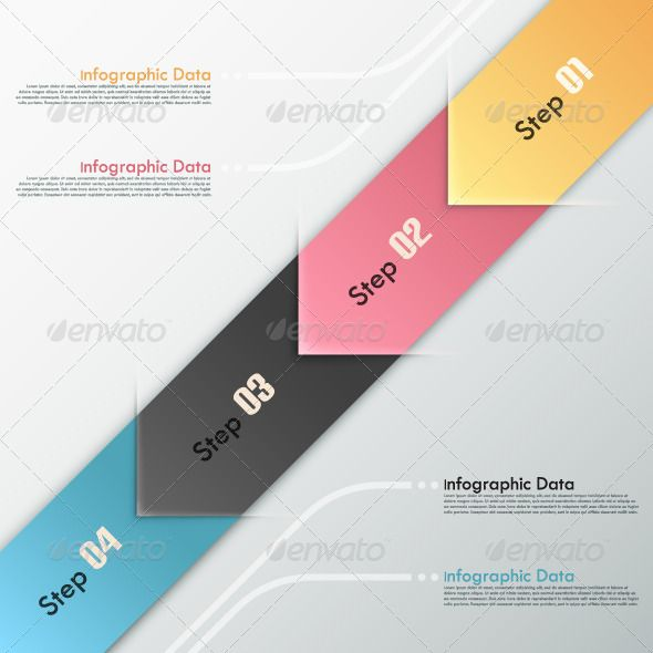 """Modern Infographic Options Banner  #GraphicRiver         Modern Infographics Options Banner With Paper Arrows. Vector. Can Be Used For Web Design And Workflow Layout. Fonts: Text And Titles – Tw Cen MT, Numbers – Carbon Block. Included AI File With """"Live"""" Text.                     Created: 4 December 13                    Graphics Files Included:   JPG Image #Vector EPS #AI Illustrator                   Layered:   Yes                   Minimum Adobe CS Version:   CS             Tags…"""