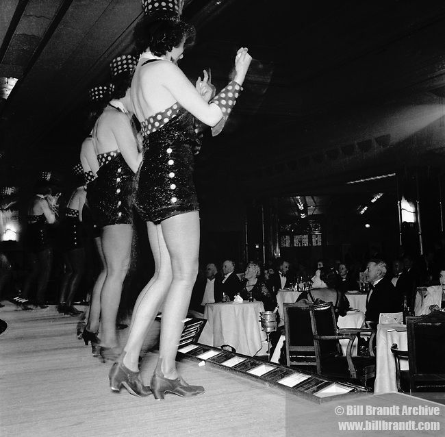 Strippers of the 1940s