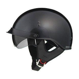 GMAX: GMax GM65 Full Dress Helmet - Solid (Color: Black / Size: XL) - Half Helmet