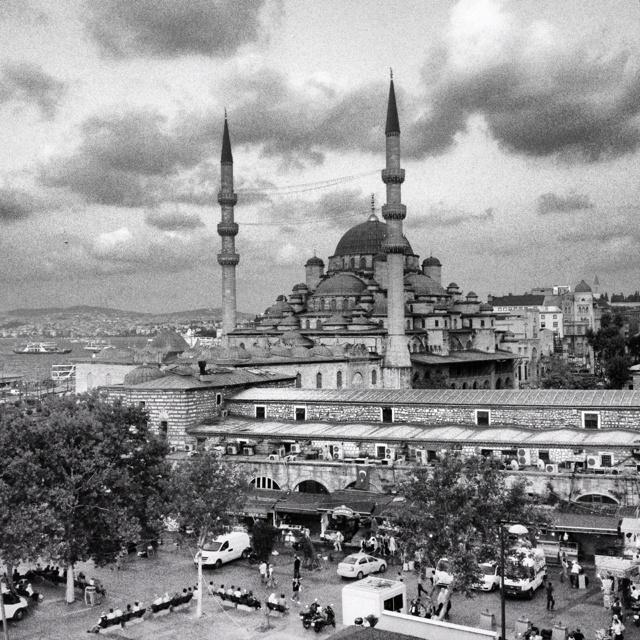 Yeni Cami Eminonu Istanbul