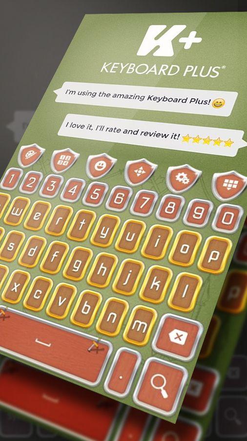 Enjoy this amazing King of War Keyboard.