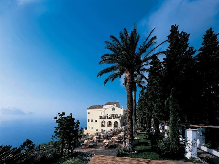 Hotel Caruso, Ravello, Italy