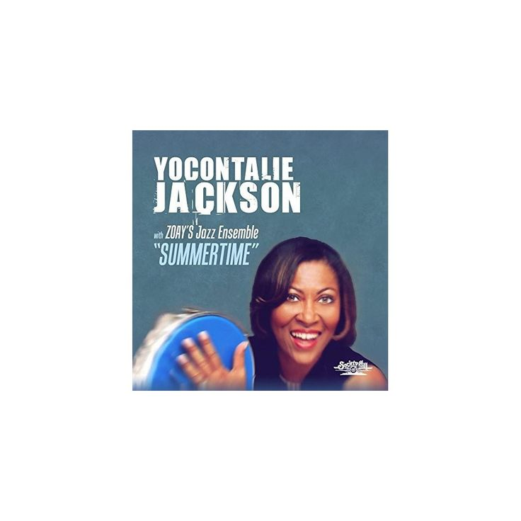 Yocontalie Jackson & Zoay's Jazz Ensemble - Summertime (Live at the Camden Aquarium) (CD)