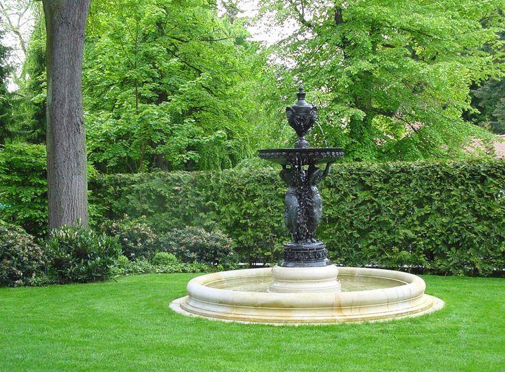 Gartenbrunnen Modernes Design. gartenbrunnen niagara garten ...