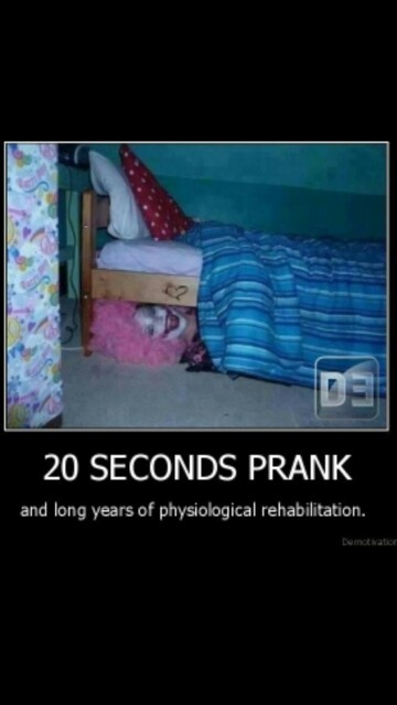 This makes me think of my sister... Muahahahaha!! Prank I think I'm gonna have to do this!!!