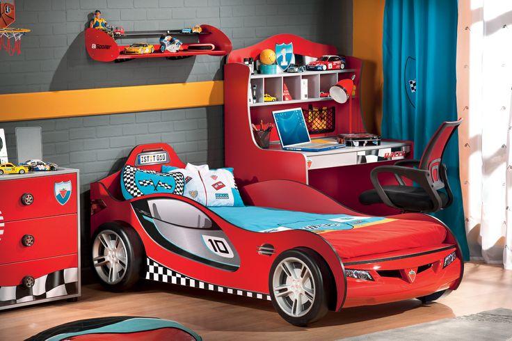 Cama Coche Racer