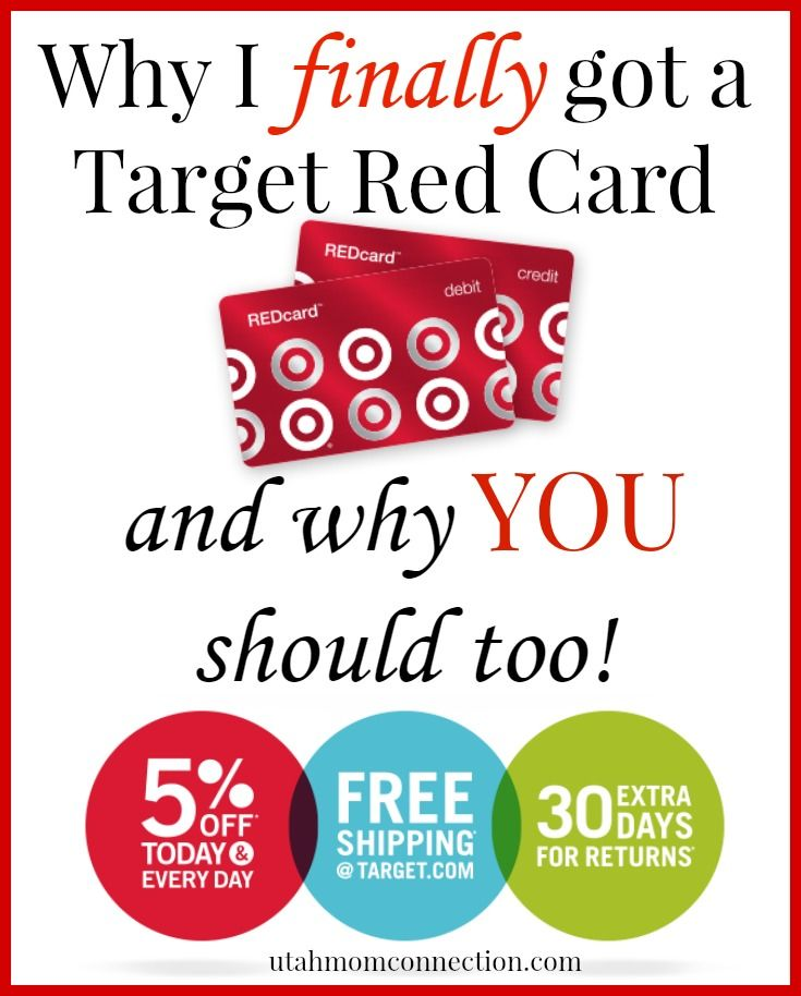 Everything you need to know about the Target Red Card