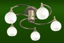Light Fitting - Swirled (antique brass) - £91.20
