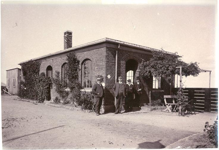 Toldvagt 6, efter 1915.