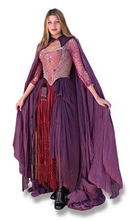 halloween sarah hocus pocus costume
