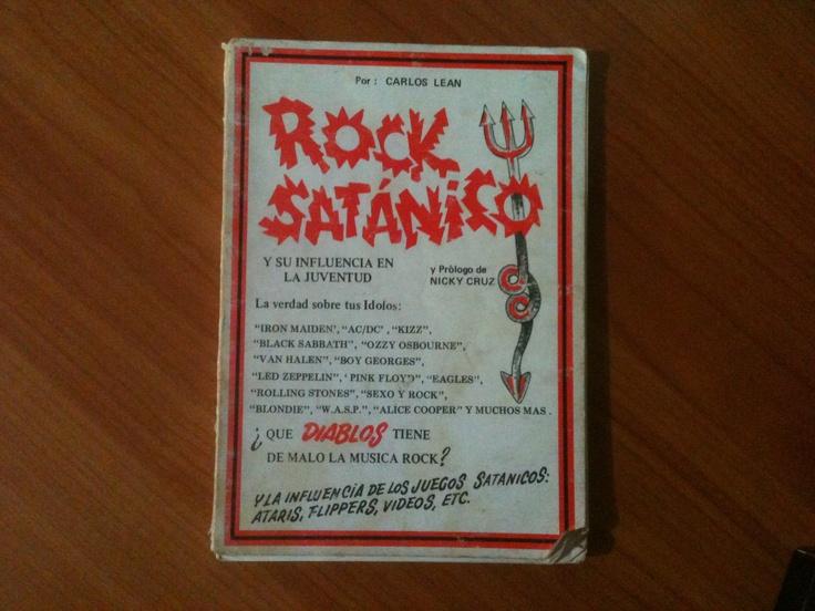 Rock Satanico - Carlos Lean.