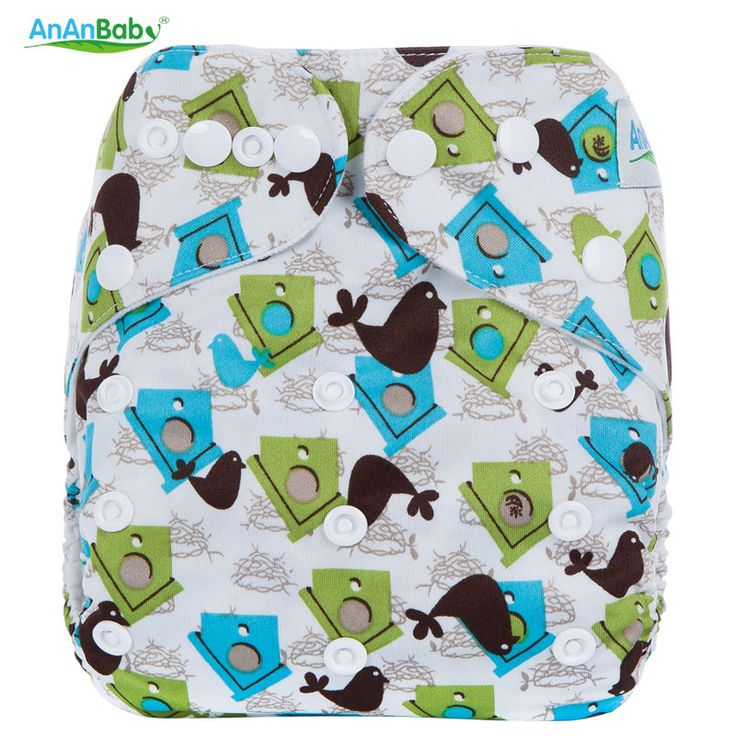 Fashion Prints Baby Diapers Nappy Washable Prints Cloth Diaper Baby Diaper Cover Wholesale & Retail L-Series