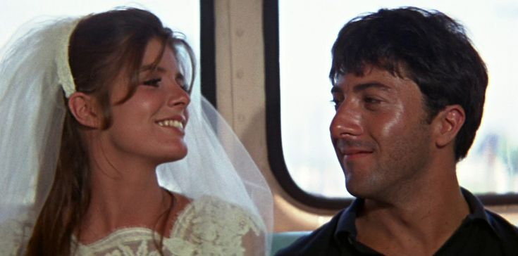 1967 - The Graduate - Dustin Hoffman