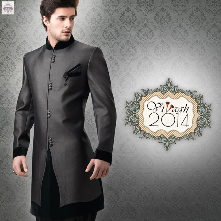 Influences mixed with traditional #Indian aesthetics, attracting customers of demure chic. #Vivaah2014!