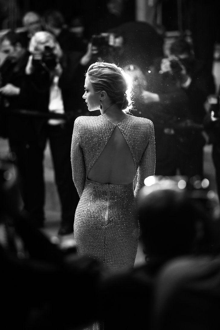 Pin for Later: Le Festival de Cannes en Noir et Blanc, C'est Encore Mieux! Emily Blunt