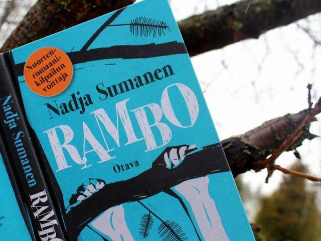 Luettua elämää: Nadja Sumanen: Rambo