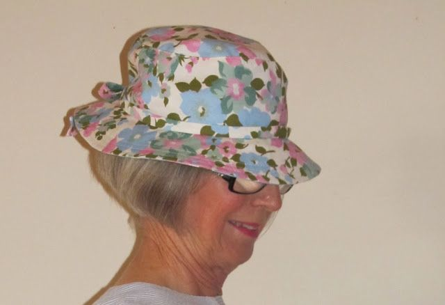 In My Sewing Box: Hat Parade
