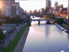 Melbourne has been voted the friendliest place on Earth. Mia Greves reports.