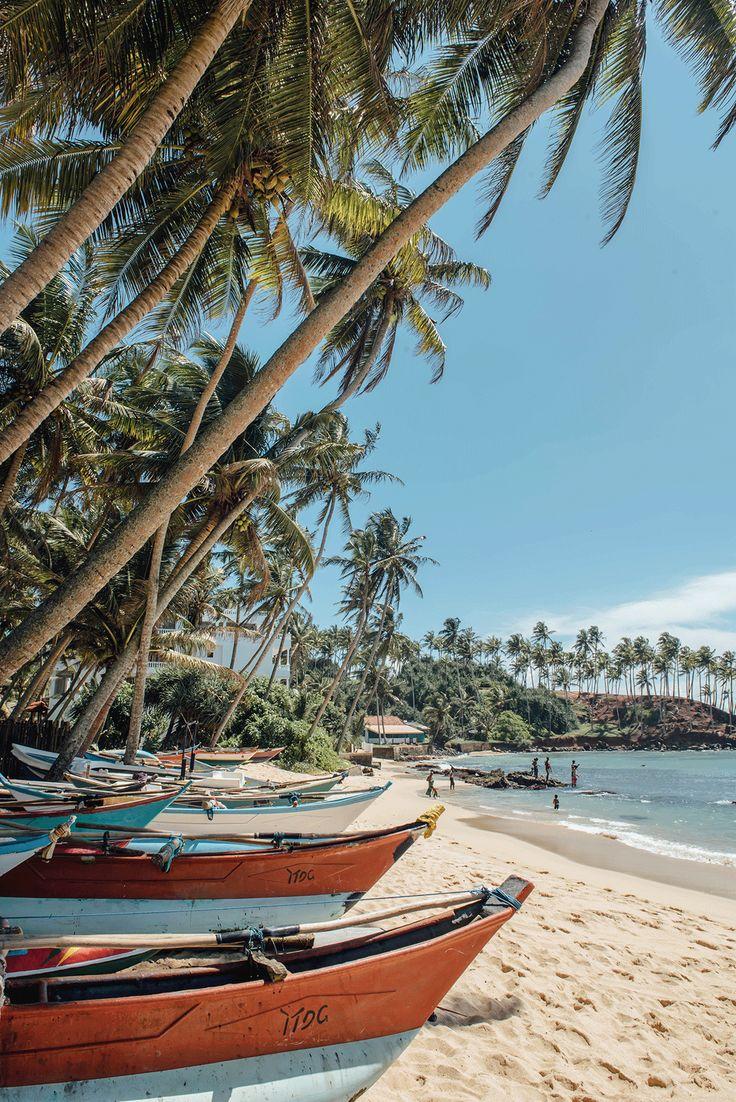 Witte stranden in Sri Lanka! Perfect voor jouw huwelijksreis? Foto: Odiza Fotografie