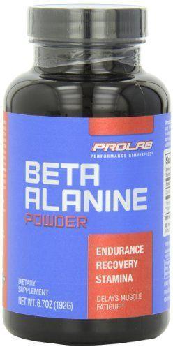 ProLab Beta Alanine Herbal-Mineral Supplement Powder, 192g *** Want to know more, click on the image. #followback #vitaminA #vitaminB #animals #vitamins