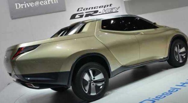 2017 Mitsubishi Triton Redesign, Release Date, Price, Engine - New Car Rumors