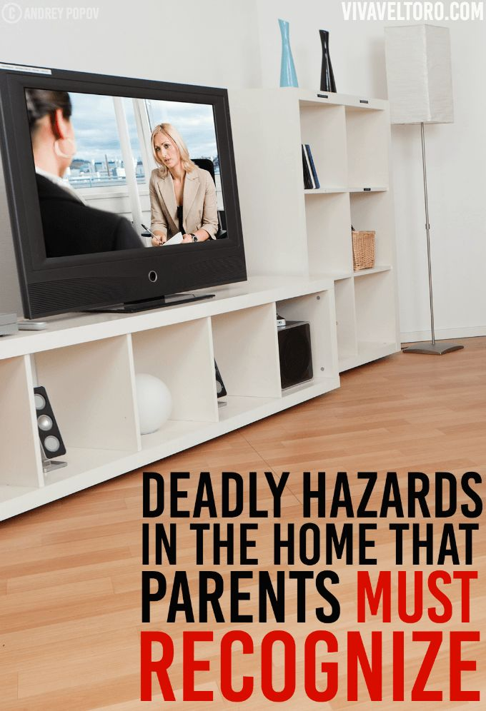 Deadly Hazards In The Home That Parents Must Recognize