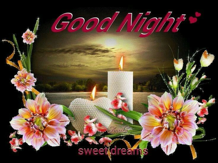 Good night sister and yours, sweet dreams .