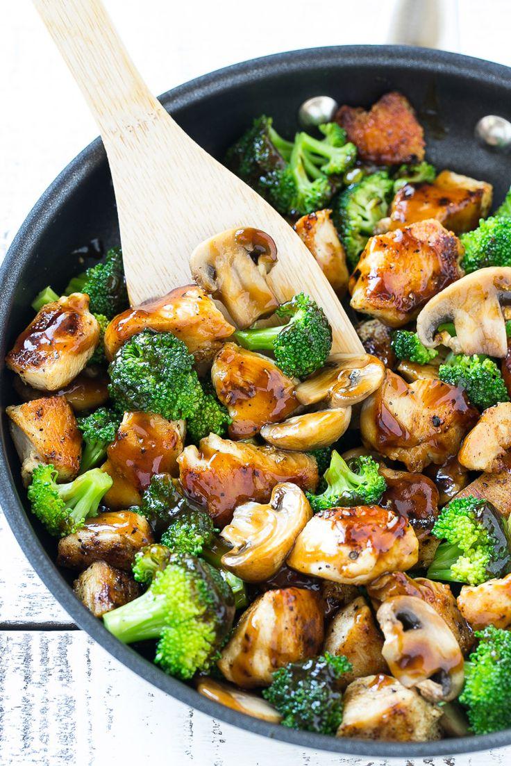 chicken and broccoli stir fry chicken broccoli stir fry chicken and ...