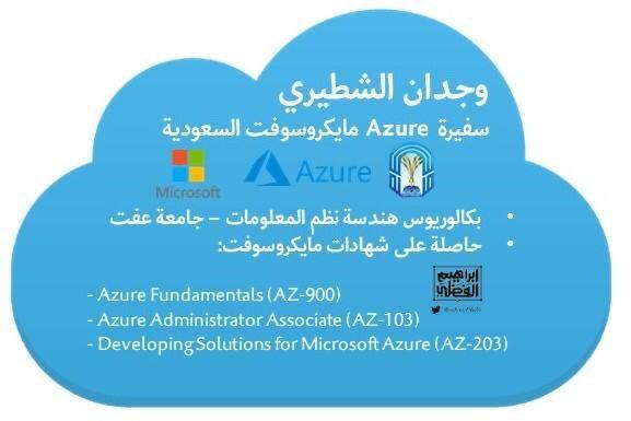 سيقوم بتقديم بوت كامب الحوسبة السحابية من مايكروسوفت لطلاب وطالبات جامعة طيبة سفيرات Azure بمايكروسوفت السعودية أ Solutions Shampoo Bottle Development