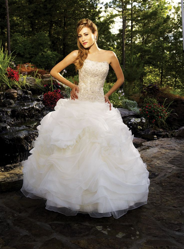 Vestidos De 15 Anos/Perfectly Dressed Long Tiered Pure White Tulle Strapless Ball Gown  Quinceanera/debutante Dress 15 Years $145.59