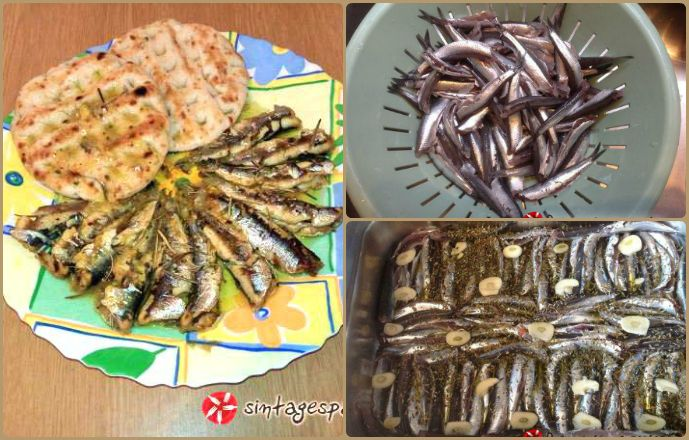 Fragrant anchovies in the oven #cooklikegreeks #anchoviesintheoven #fish