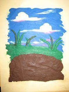 Mrs. Liebel's Classroom: Plasticine Art with Barbara Reid
