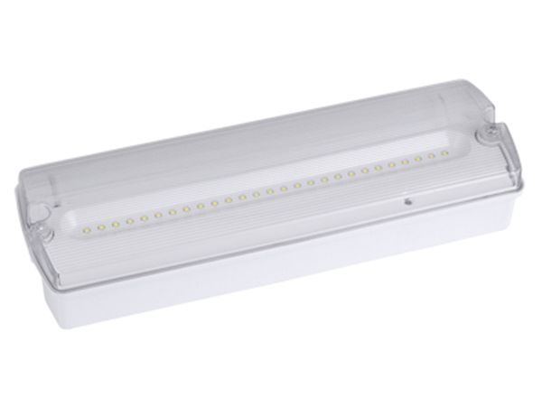 The Wall Mounted Led Emergency Lights Have An Attractive Design