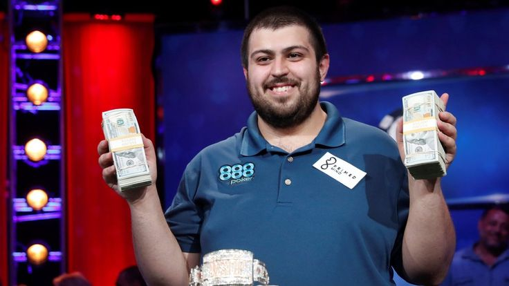 "New Jersey man, 25, wins $8m at poker World Series https://tmbw.news/new-jersey-man-25-wins-8m-at-poker-world-series  A 25-year-old from New Jersey has won $8.1m (£6.2m) and become the world poker champion at the World Series of Poker in Las Vegas.Scott Blumstein told reporters afterwards that it was ""just the best feeling"", but he was not motivated by the money.Mr Blumstein, who has a degree in accounting, plays online poker for a living.This was the first year he competed at the…"