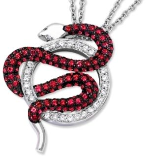 Rosendorff Chinese New Year Pendant created for the Year of the Snake.