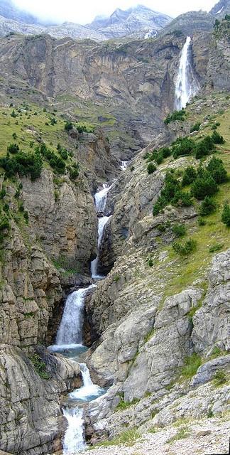 Cascada del Cinca Falls, Spain